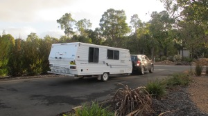 """Our """"new van"""". Almost ready for travels."""