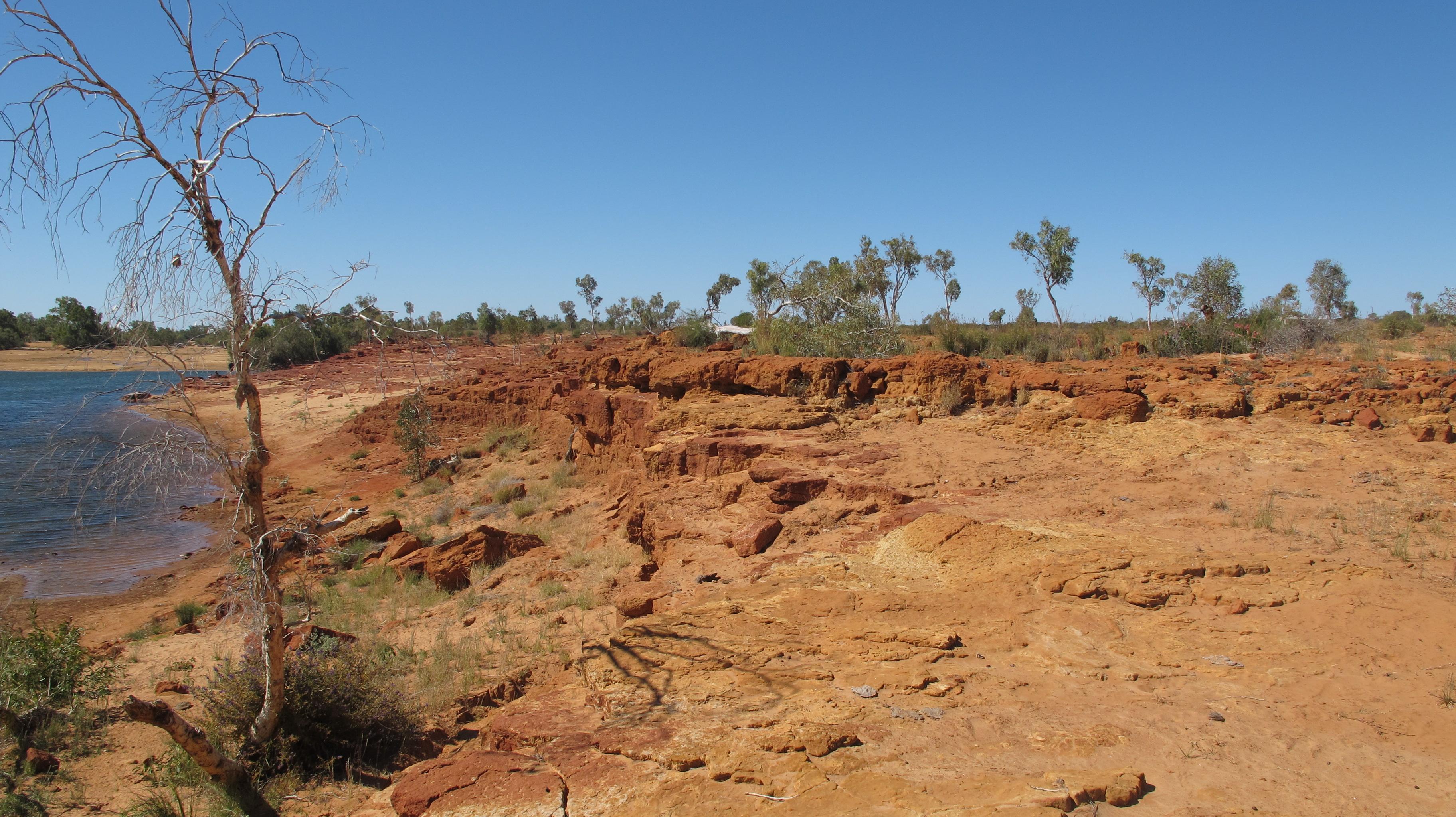 Carnarvon Australia  City pictures : Rocky Pool – Carnarvon Western Australia