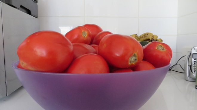 Take about 6 kgs of tomatoes....