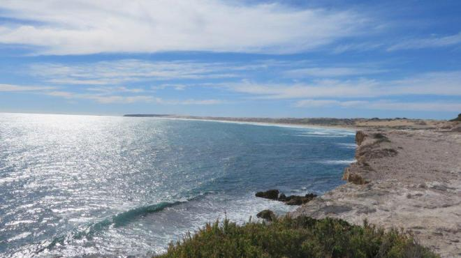 The Coast Around Marion Bay, Yorke Peninsula, South Australia