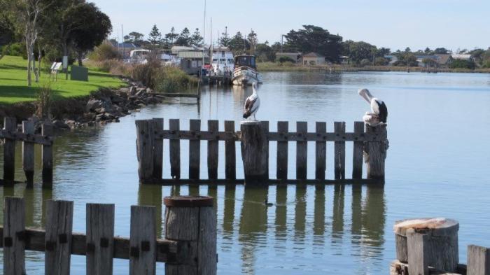 Goolwa, South Australia - River Port