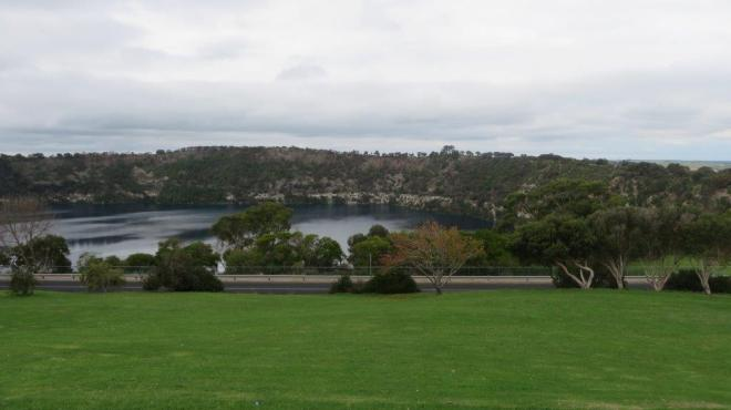 The Blue Lake, Mt Gambier, South Australia