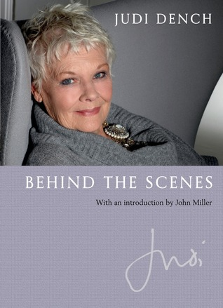 Judi - Behind The Scenes
