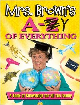 mrs brown's a - y