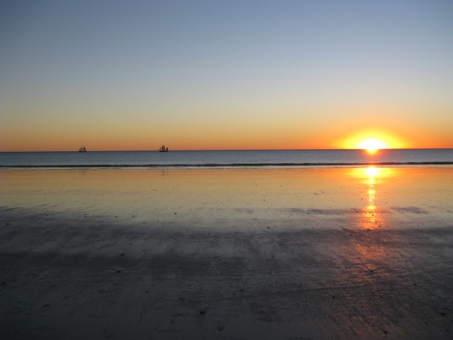 Sunset Cable Beach