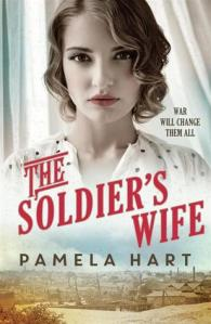 Book Cover The Soldier's Wife - Pamela Hart