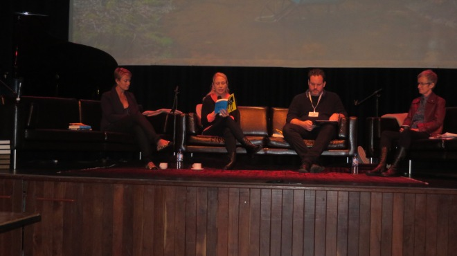 Margaret River Readers & writers Fest 2015 short prose panel