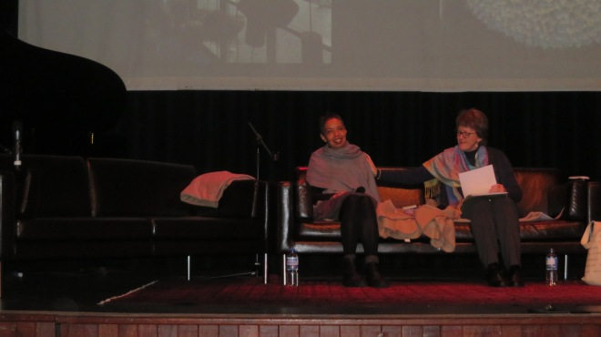 Michelle de Kretser in conversation with Rosemary Sayer