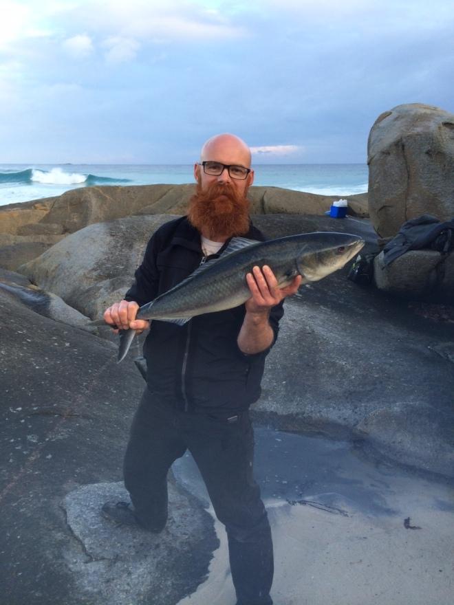 Salmon Fishing, Walpole WA