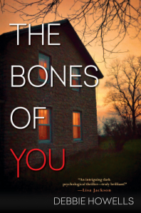 The Bones of You  - US cover ISBN: 9781617737664 Kensington Books