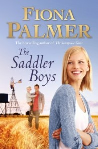 Cover Art The Saddler Boys