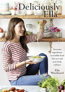 Cover - Deliciously Ella :Ella Woodward