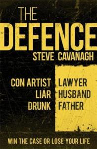 Cover The Defence Steve Cavanagh