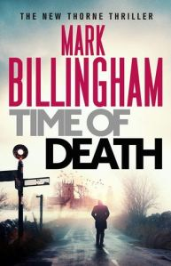 Cover Time of  Death  Mark Billingham