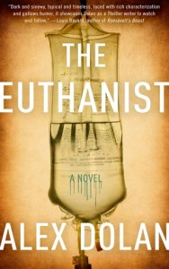 Cover: The Euthanist