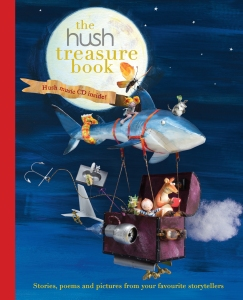 Cover The Hush Treasure Book