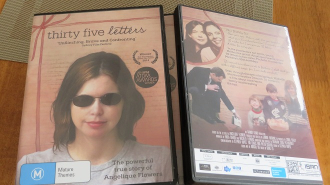 35 Letters DVD