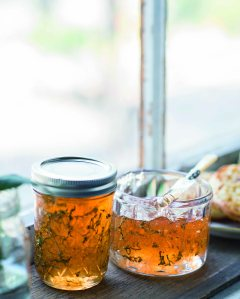 Apple and Sage Jelly