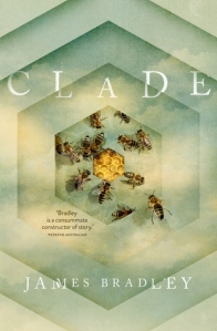 Cover Clade James Bradley