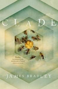 Cover Clade James Bradley