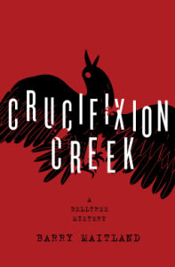 cover Crucifixion Creek Barry Maitland