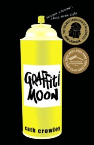 Cover Graffiti Moon Cath Crowley