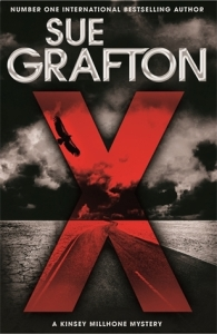 Book Cover X Sue Grafton
