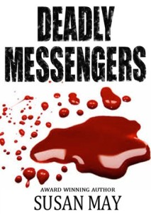 Deadly Messengers Susan May cover