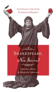 Cover Shakespeare Not Stirred