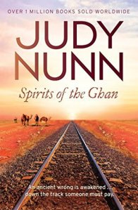 Cover Spirits of the Ghan