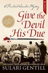 Cover Give the Devil His Due