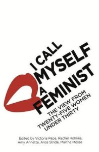 Cover I Call Myself A Feminist