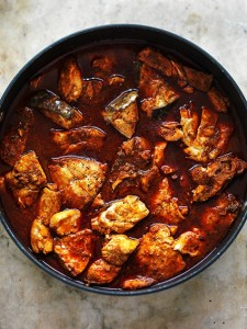 North African Hot Fish Stew
