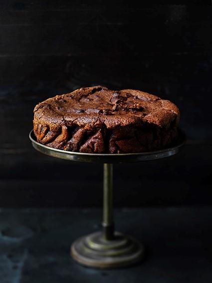 Jill Dupleix Flourless Chocolate Cake
