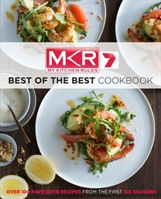 Cover MKR Best of the Best Cookbook