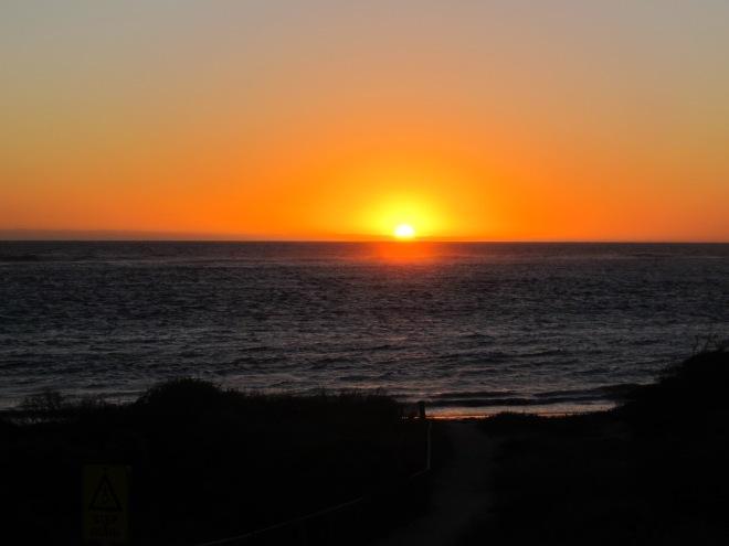 Horrocks -sunset