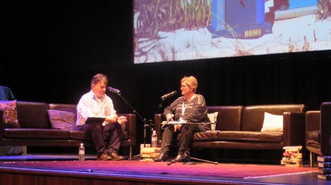 Michael Cathcart interviews Ann Turner