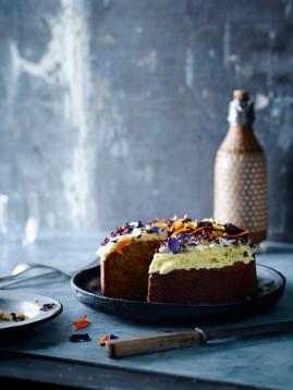 Aunty Susans Lemon Myrtle Cake