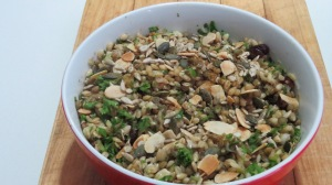 Wimmera Salad- Lentil and Barley