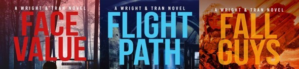 Wright & Tran Crime Series