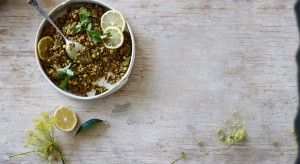 Brown Rice Kitchari