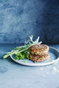 Salmon & Quinoa Fishcakes