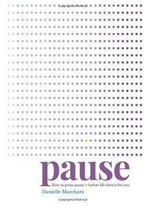 How to press pause