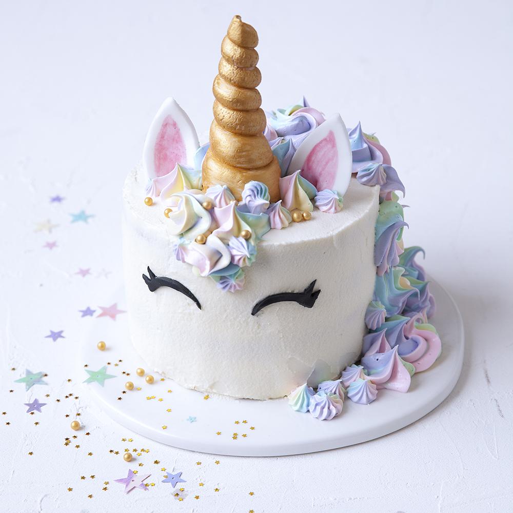 Rainbow Cake Noir