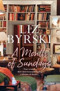 A Month of Sundays Liz Byrski cover art