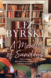 A Month of Sundays Liz Byrski cover art