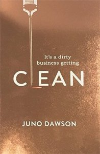 Clean by Juno Dawson cover art
