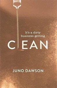 Clean by Juno Dawson cover art