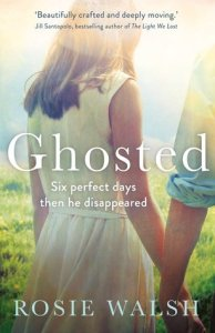 Ghosted by Rosie Walsh cover art