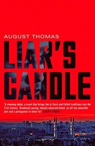 Liar's Candle by August Thomas cover art